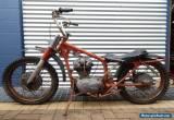 DUCATI SCRAMBLER 1962 250cc for Sale