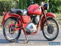 Moto Guzzi Lodola Gran Turismo 235CC year 1956 for restoration