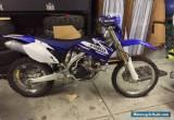 2007 Yamaha wr450 for Sale