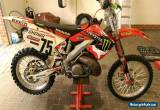 HONDA CR250 2001 Rolling Chassis for Sale