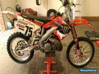 HONDA CR250 2001 Rolling Chassis