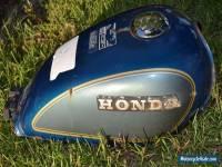 HONDA CM 400 GAS TANK