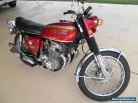 Honda 1969 CB750 Sandcast