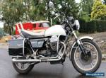 Moto Guzzi 850 T3 California  with dutch registration papers 1976 for Sale