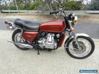 Honda Goldwing KO 1975