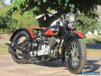 1933 Harley-Davidson Other