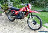 Suzuki TS 185 ER Motorcycle for Sale