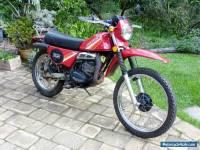 Suzuki TS 185 ER Motorcycle