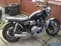 suzuki gs650 L custom, garage find/easy project