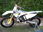 HUSQVARNA TC 250 TC250  2015 * MOTO X * MOTOCROSS * HUSKY * UK BIKE 2 STROKE for Sale