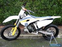 HUSQVARNA TC 250 TC250  2015 * MOTO X * MOTOCROSS * HUSKY * UK BIKE 2 STROKE