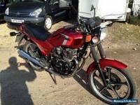 Kawasaki ER 250 1988 years mot classic bike very tidy and original