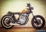 Suzuki GN400,1984- very rare custom build for Sale