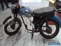 BSA Bantam project and spare parts, NO RESERVE