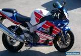 2002 HONDA CBR 900 RR WHITE/BLUE COLIN EDWARDS EDITION for Sale