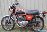 Honda cb200 (no reserve) for Sale