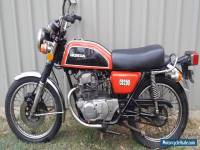 Honda cb200 (no reserve)