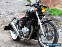 Honda Rebel, Custom Built 125cc Twin Exhaust