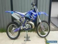 YZ250 Motor Bike
