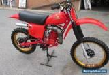 HONDA CR125 - 1979  $6790 for Sale