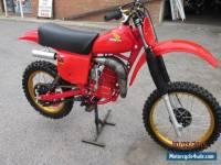 HONDA CR125 - 1979  $6790