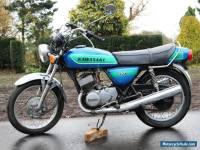 Kawasaki Triple  S1 Mach I  250cc nice project prime  for restoration 1975