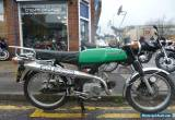 Honda SS50 Five Speed 1976 Green for Sale