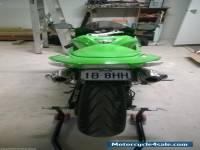 Kawasaki Ninja ZX10-R 2007 Super Sport
