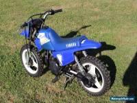 Yamaha PW 50 motor bike