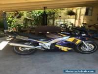 Suzuki Motorcycle RF900R