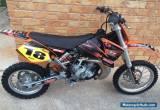 KTM 65 SX 2007 for Sale