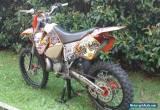 KTM 250 EXC - MELBOURNE for Sale