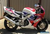 Honda FireBlade CBR900RR 1995 Repairable Write-off straight only done 37262 klms for Sale