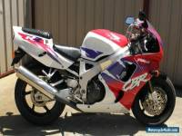 Honda FireBlade CBR900RR 1995 Repairable Write-off straight only done 37262 klms