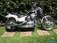 Honda VT600 Shadow Motorcycle