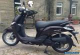 Yamaha Delight XC 115 S Scooter 2015 388 Miles for Sale