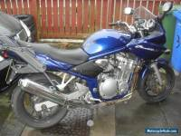 2000 SUZUKI GSF 600 SY BLUE BANDIT only 5 day listing!!!
