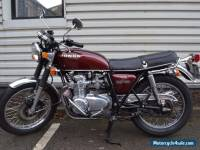 1976(P) Honda CB550 Four - Classic Bike