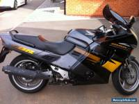 Honda CBR 1000F 1995 (M) in black