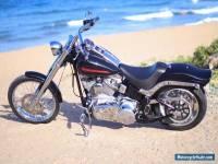 2009 Harley Davidson FXST