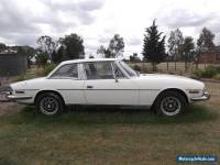 TRIUMPH STAG V8  1972