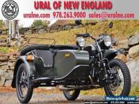 2015 Ural Gear Up 2WD Forest Fog Custom