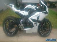 2008 Honda CBR1000RR Track Bike