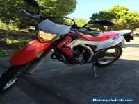 Honda CRF250L Dual Sport