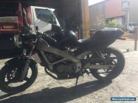Honda Sparta 250cc LAMS learner legal