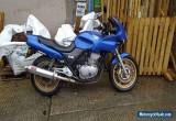 2001 HONDA CB 500 S BLUE for Sale