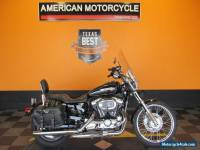 2009 Harley-Davidson Sportster XL1200C