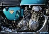 Candy Blue/Green Honda CB750 K0  for Sale
