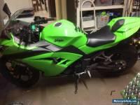Kawasaki Ninja Motorcycle /  motorbike