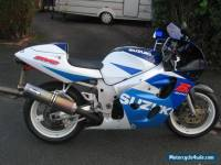 suzuki gsxr 600 srad 1998 great condition